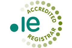 Accredited ie domain Registrar